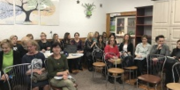 Kolejne spotkanie w Poradni Psychologiczno-Pedagogicznej w Mońkach w ramach sieci współpracy i samokształcenia nauczycieli