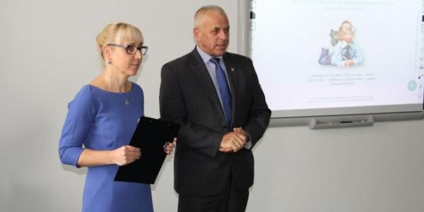 Konferencja dla Dyrektorów szkół i placówek oświatowych powiatu monieckiego